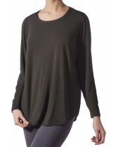 Camiseta M/L Loose Spa-Modal